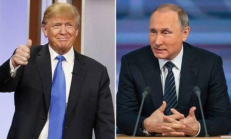 Mon qua cua Donald Trump danh cho Dien Kremlin - Anh 1