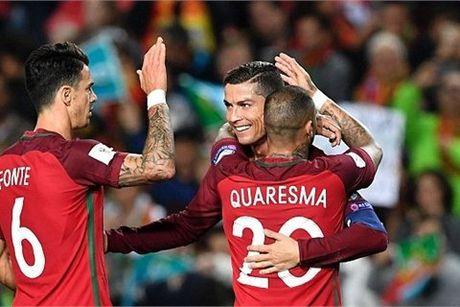 Ronaldo ruc sang, Bo Dao Nha thang '4 sao' - Anh 1