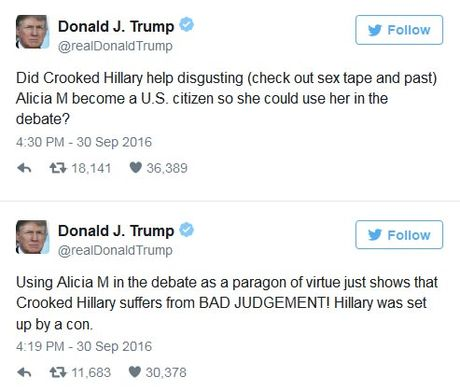 Donald Trump thua nhan Facebook, Twitter giup dac cu tong thong My - Anh 2