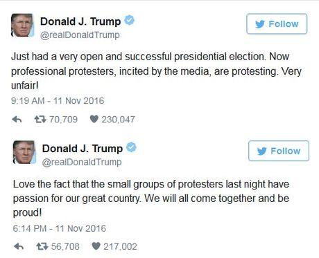 Donald Trump thua nhan Facebook, Twitter giup dac cu tong thong My - Anh 3