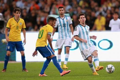 Argentina cua Messi dang lam vao canh nguy khon - Anh 1