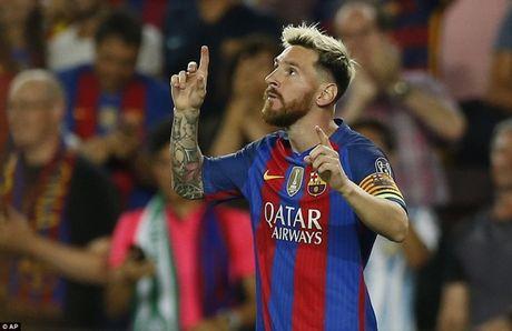 Tin nong bong da toi 14/11: Messi muon roi Barca - Anh 1