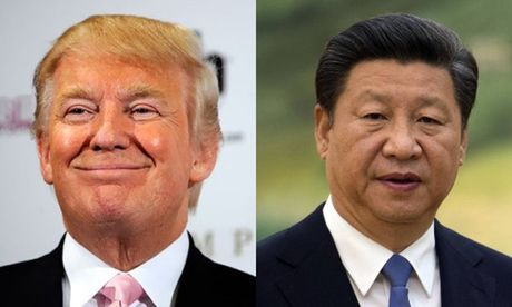 Tong thong dac cu Donald Trump du tinh di dem voi ca Nga-Trung - Anh 1