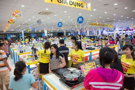 9 thang 2016, Dien may Xanh tiep tuc duy tri tang truong doanh thu tren 200% - Anh 2