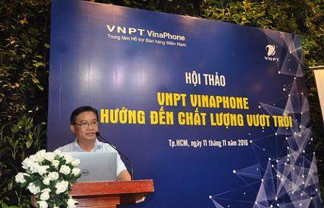 VNPT Vinaphone huong toi la nha mang co chat luong dich vu tot nhat - Anh 1