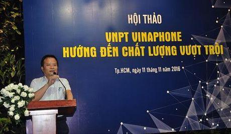 VNPT Vinaphone huong toi la nha mang co chat luong dich vu tot nhat - Anh 3