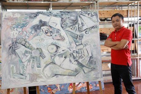 Nguyen Tuan Son dan than ve Kieu - Anh 1