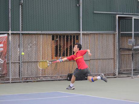 Giai Tennis IT Ha Noi Open lan 2 thanh cong tot dep - Anh 1