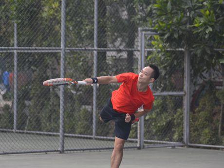 Giai Tennis IT Ha Noi Open lan 2 thanh cong tot dep - Anh 2
