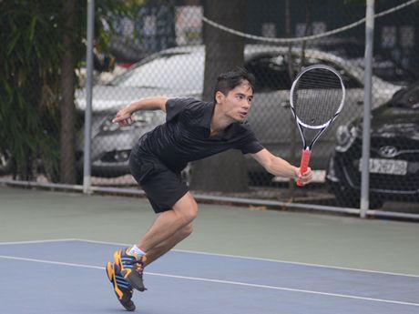 Giai Tennis IT Ha Noi Open lan 2 thanh cong tot dep - Anh 3