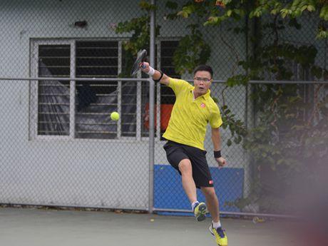 Giai Tennis IT Ha Noi Open lan 2 thanh cong tot dep - Anh 4