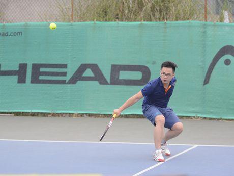 Giai Tennis IT Ha Noi Open lan 2 thanh cong tot dep - Anh 5