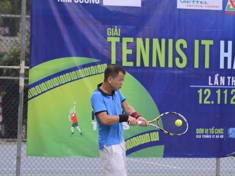 Giai Tennis IT Ha Noi Open lan 2 thanh cong tot dep - Anh 6