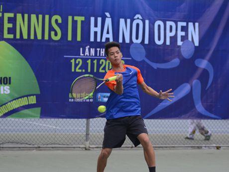 Giai Tennis IT Ha Noi Open lan 2 thanh cong tot dep - Anh 8
