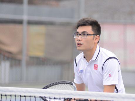 Giai Tennis IT Ha Noi Open lan 2 thanh cong tot dep - Anh 9