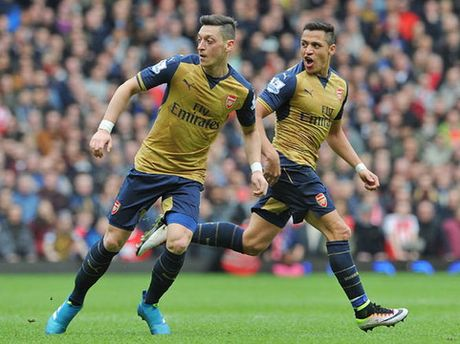 Vi sao Oezil, Sanchez hoan toan co the dong loat roi Arsenal? - Anh 1