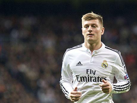 Real Madrid: Su bat cong mang ten Ronaldo - Benzema - Bale - Anh 1