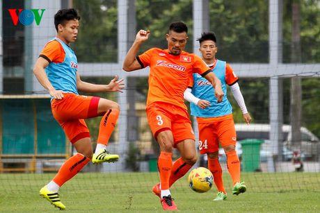 Chum anh: 25 tuyen thu Viet Nam du AFF Cup 2016 - Anh 10