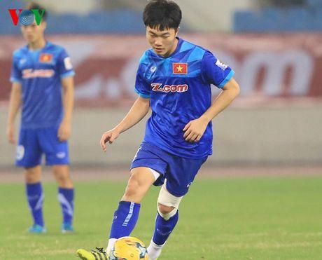Chum anh: 25 tuyen thu Viet Nam du AFF Cup 2016 - Anh 15