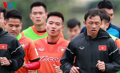 Chum anh: 25 tuyen thu Viet Nam du AFF Cup 2016 - Anh 18