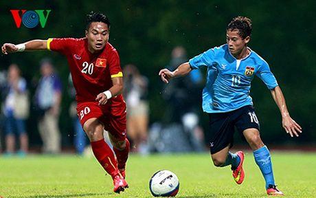 Chum anh: 25 tuyen thu Viet Nam du AFF Cup 2016 - Anh 20