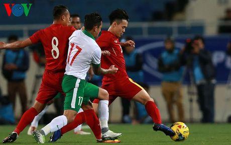 Chum anh: 25 tuyen thu Viet Nam du AFF Cup 2016 - Anh 22