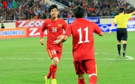 Chum anh: 25 tuyen thu Viet Nam du AFF Cup 2016 - Anh 23