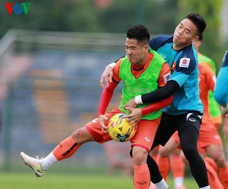 Chum anh: 25 tuyen thu Viet Nam du AFF Cup 2016 - Anh 2