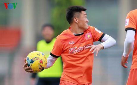 Chum anh: 25 tuyen thu Viet Nam du AFF Cup 2016 - Anh 6