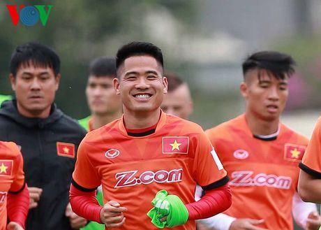 Chum anh: 25 tuyen thu Viet Nam du AFF Cup 2016 - Anh 7