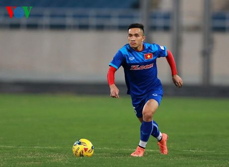 Chum anh: 25 tuyen thu Viet Nam du AFF Cup 2016 - Anh 8