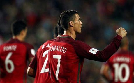 Tieu diem the thao: Ronaldo bo xa Messi ve so ban thang cho DTQG - Anh 1