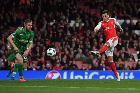 Sam biet thu 'khung' tai London, Mesut Ozil nguyen gan bo voi Arsenal? - Anh 2