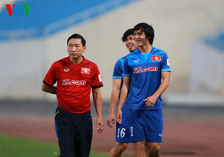 The thao 24h: Tuan Anh 'ngan' Myanmar o AFF Cup 2016 - Anh 1