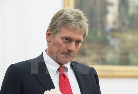 Dien Kremlin bac bo thong tin bau cu tong thong Nga truoc han - Anh 1