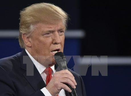 Ong Trump cam ket cung Argentina xay dung moi quan he mat thiet - Anh 1