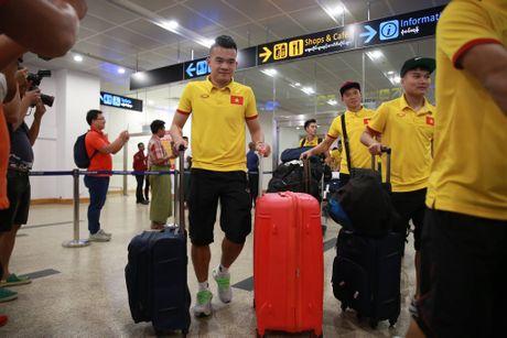 Tuyen Viet Nam dat chan den Myanmar san sang chinh phuc AFF Cup - Anh 1