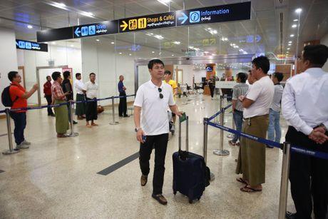 Tuyen Viet Nam dat chan den Myanmar san sang chinh phuc AFF Cup - Anh 2