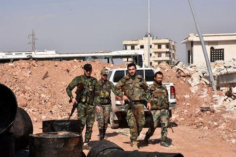 Nga va Syria chuan bi mo chien dich giai phong thanh pho Aleppo - Anh 1