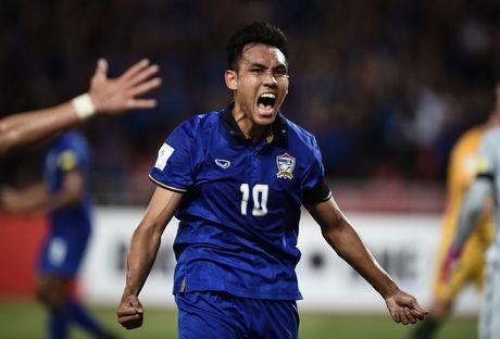 Thai Lan gay soc truoc Australia, san sang cho AFF Cup 2016 - Anh 1