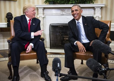 Tong thong Obama: Ong Trump tiep tuc cam ket cua My voi NATO - Anh 1