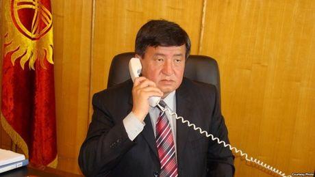 Dien mung Thu tuong Kyrgyzstan - Anh 1