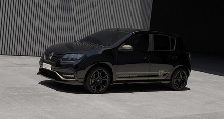 Renault trinh lang Sandero RS Grand Prix va Duster Extreme Concept - Anh 2
