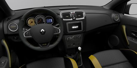 Renault trinh lang Sandero RS Grand Prix va Duster Extreme Concept - Anh 5