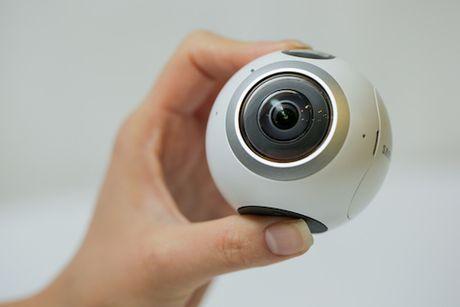 5 diem doc dao cua 'mat than' 360 do Samsung Gear 360 - Anh 1