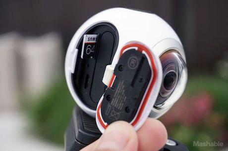 5 diem doc dao cua 'mat than' 360 do Samsung Gear 360 - Anh 5