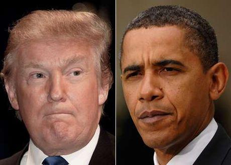 Ong Obama keu goi dan chung de ong Donald Trump lam viec - Anh 1