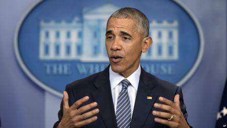 Ong Obama keu goi dan chung de ong Donald Trump lam viec - Anh 2