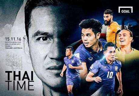 19h00 ngay 15/11, Thai Lan vs Australia: Xa dan giac mo - Anh 1