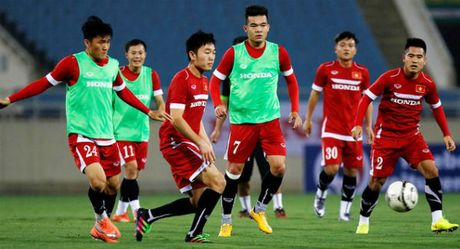 Doi hinh toi uu cua DT Viet Nam tai AFF Cup 2016 - Anh 1